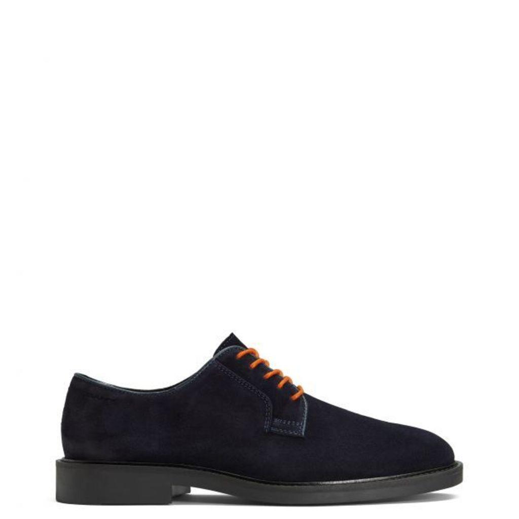 Spencer Oxford Shoe - Marine