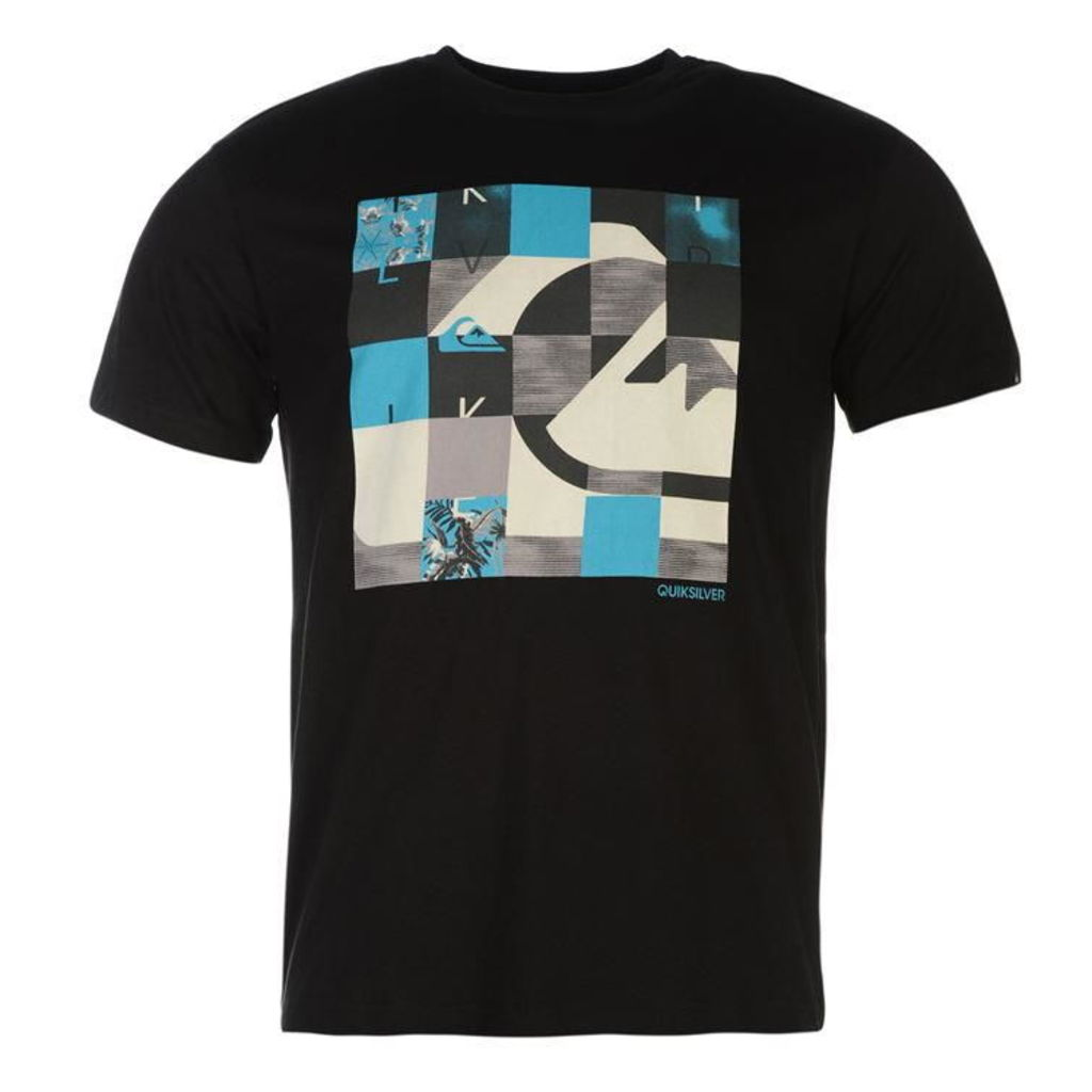 Quiksilver Schost T Shirt Mens