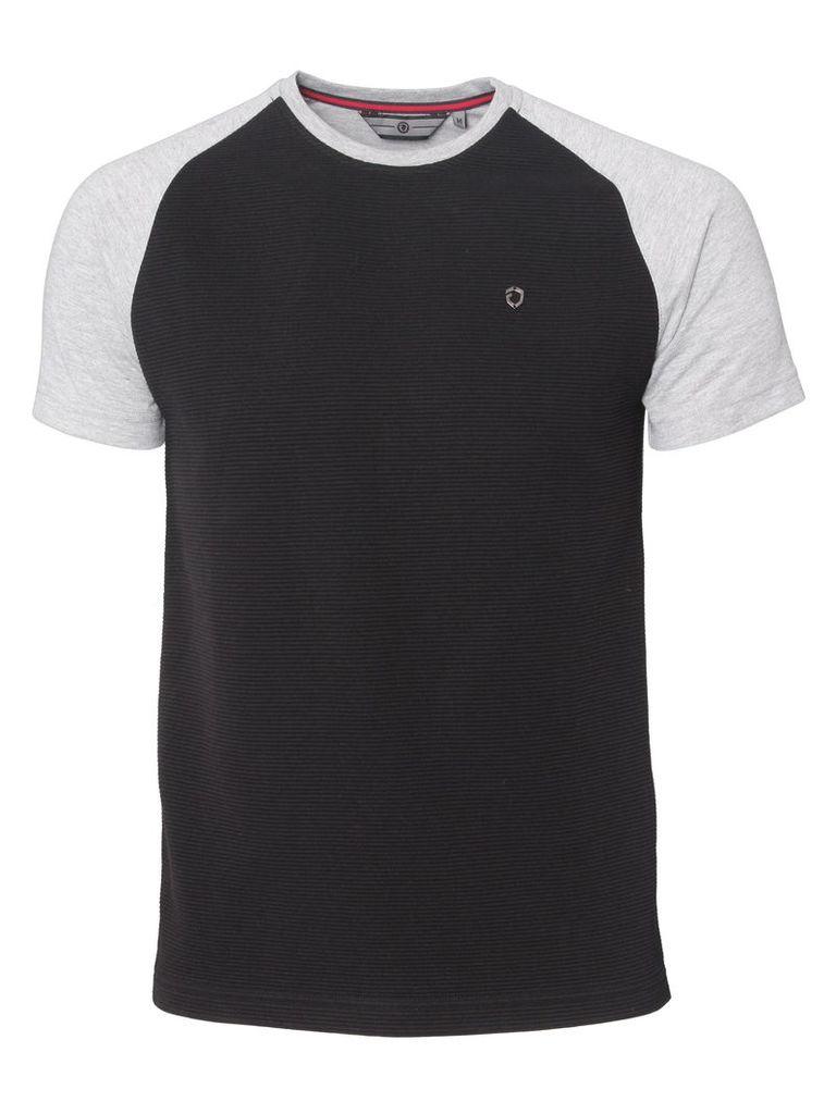 Mens ETO Tshirt Style Leader Black/Grey