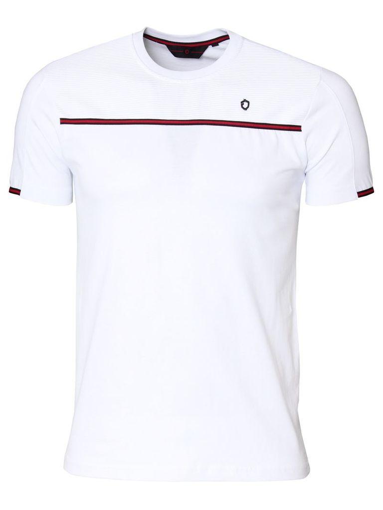 Mens ETO Tshirt Style Count White