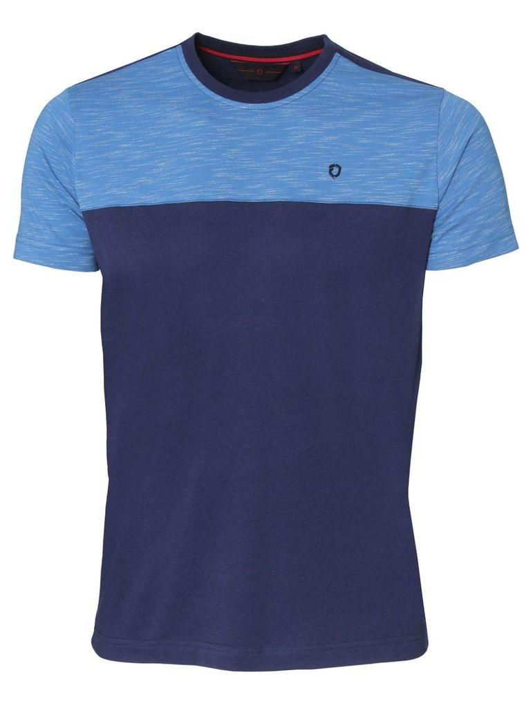 Mens ETO Tshirt Style King Blue