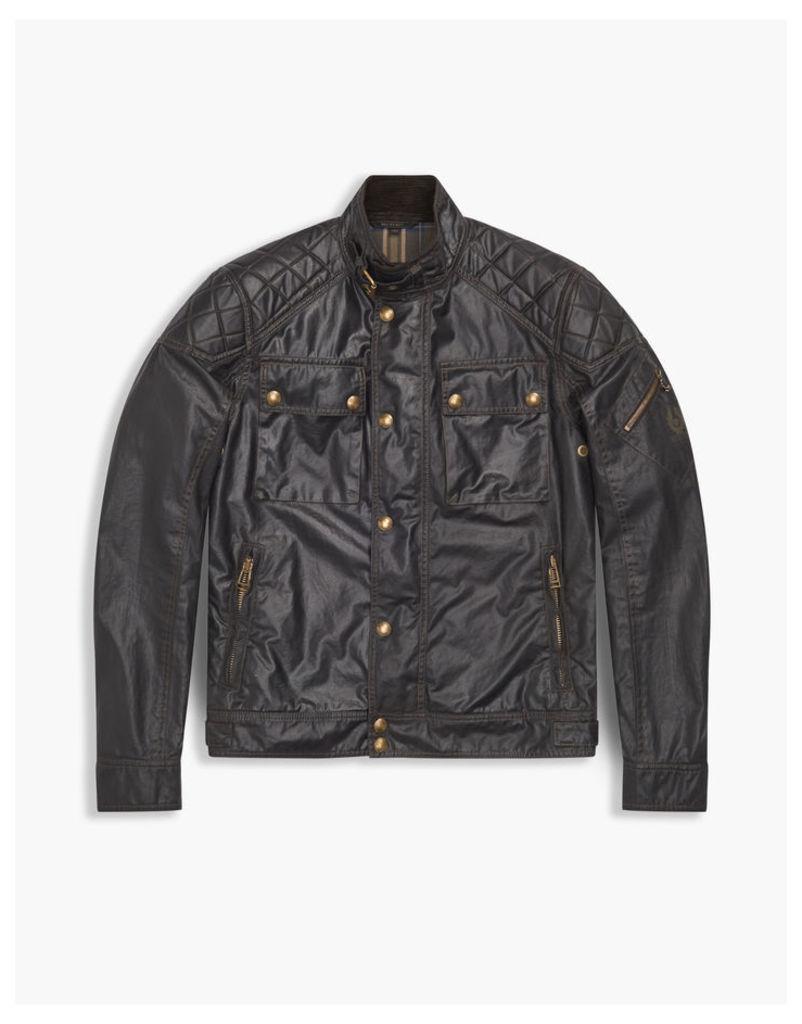 Belstaff Champion Blouson Jacket Black