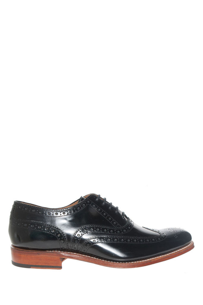 Grenson Men`s Dylan High Shine Laceup Boutique1