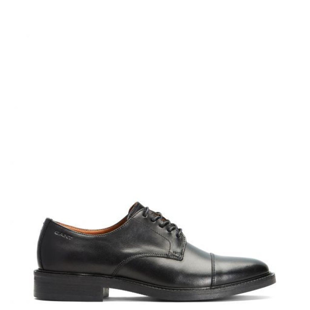 Albert Derby Shoe - Black