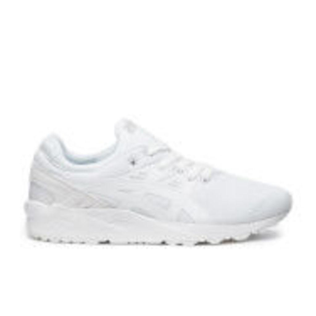 Asics Men's Gel-Kayano Evo Mesh Trainers - White/White - UK 7