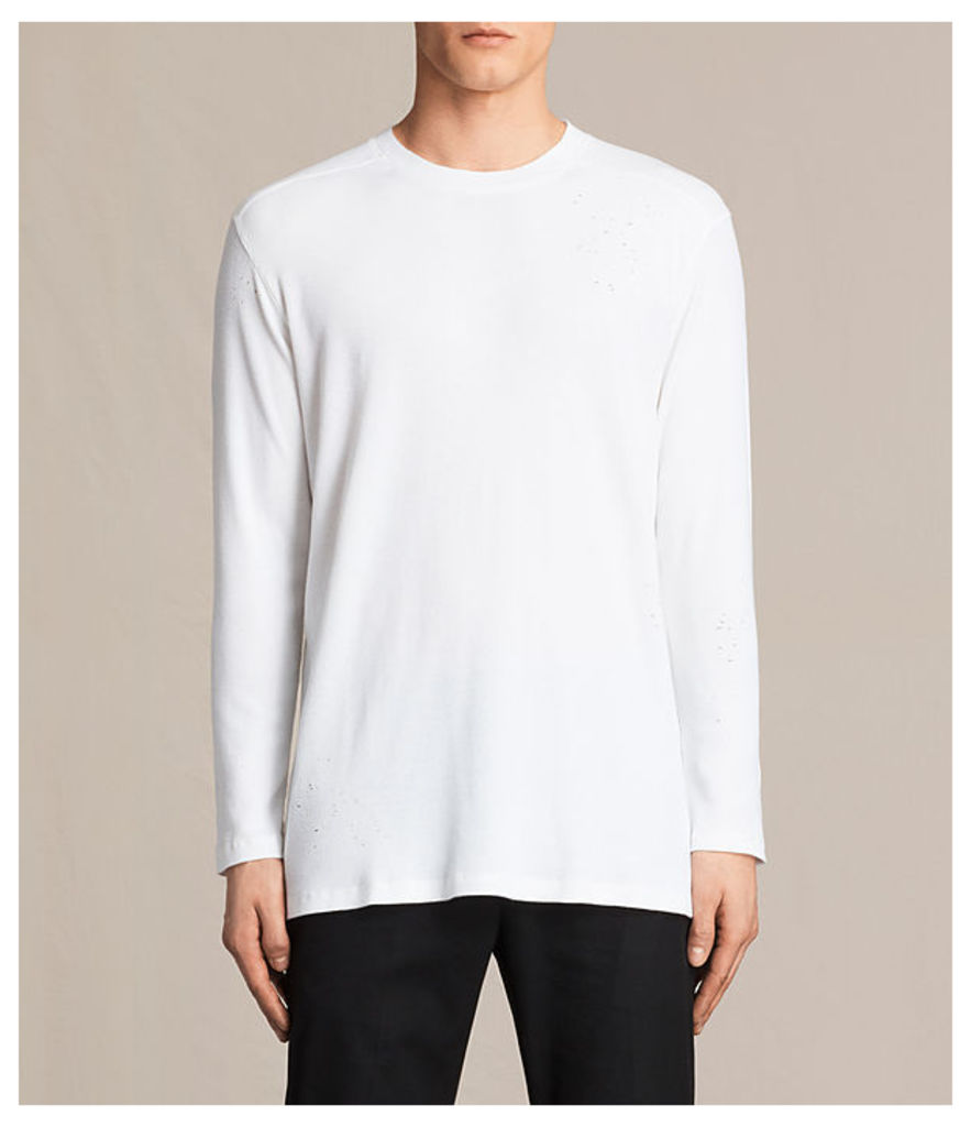 Bryan Long Sleeve Crew T-Shirt
