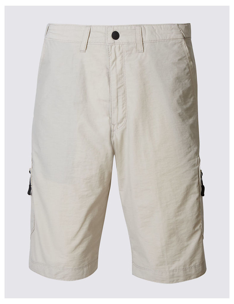 M&S Collection Big & Tall Cotton Rich Shorts