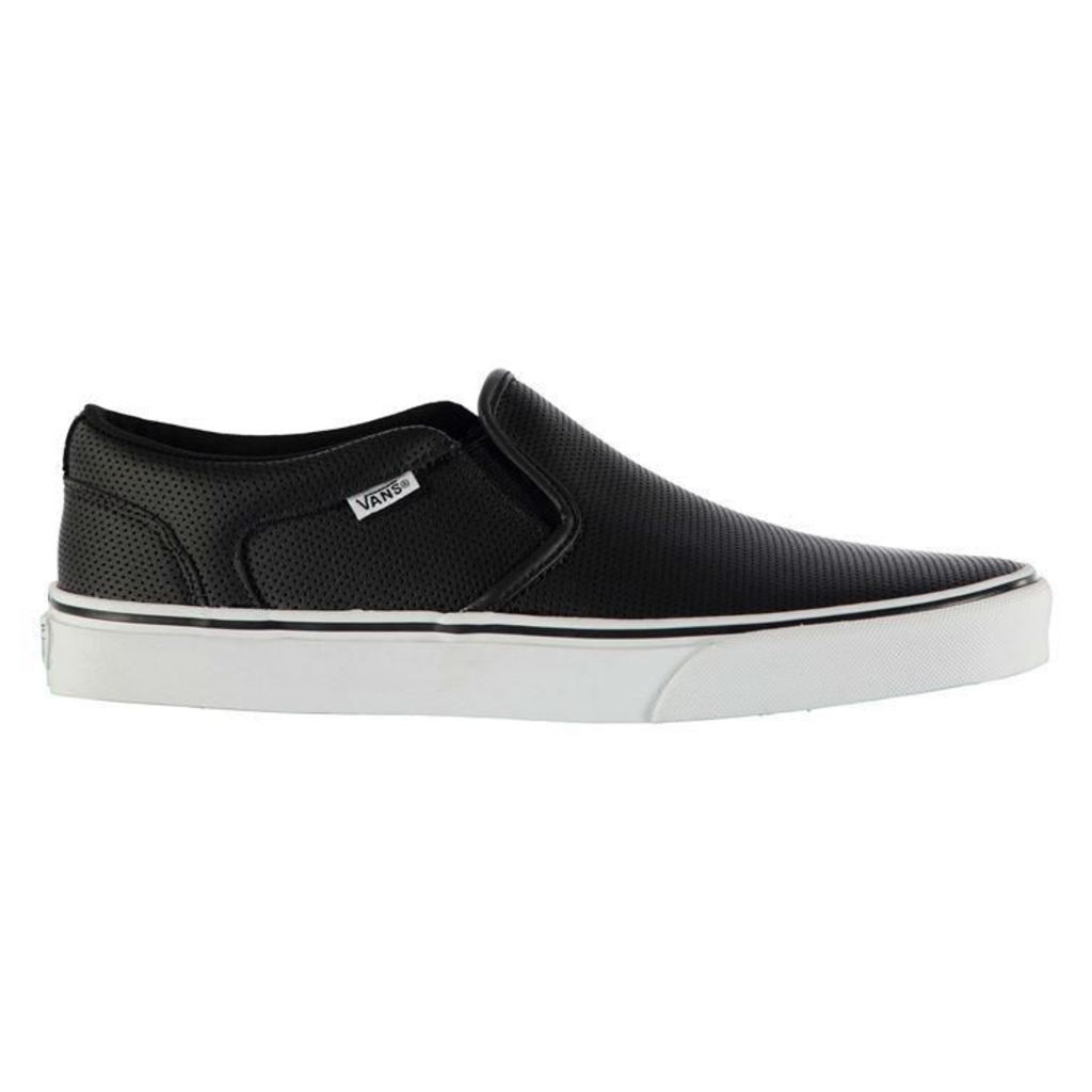 Vans Asher Perforated Skate Shoes