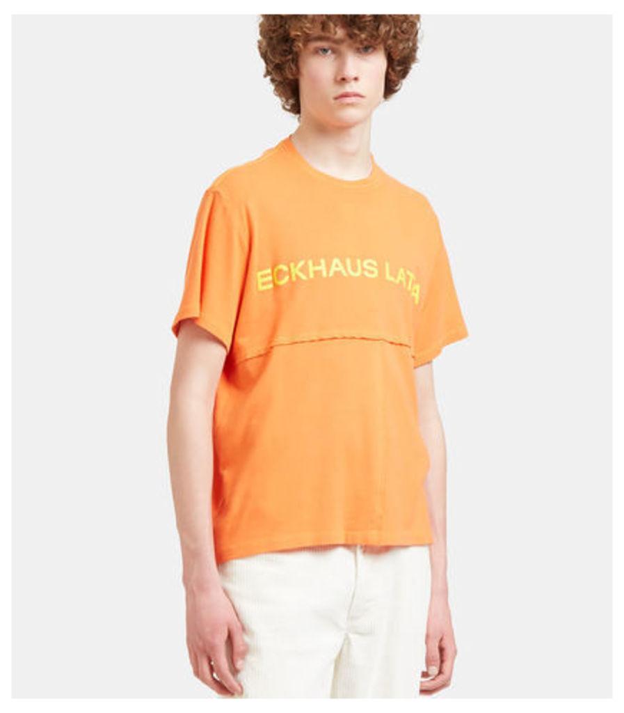 Lapped Crew Neck T-Shirt
