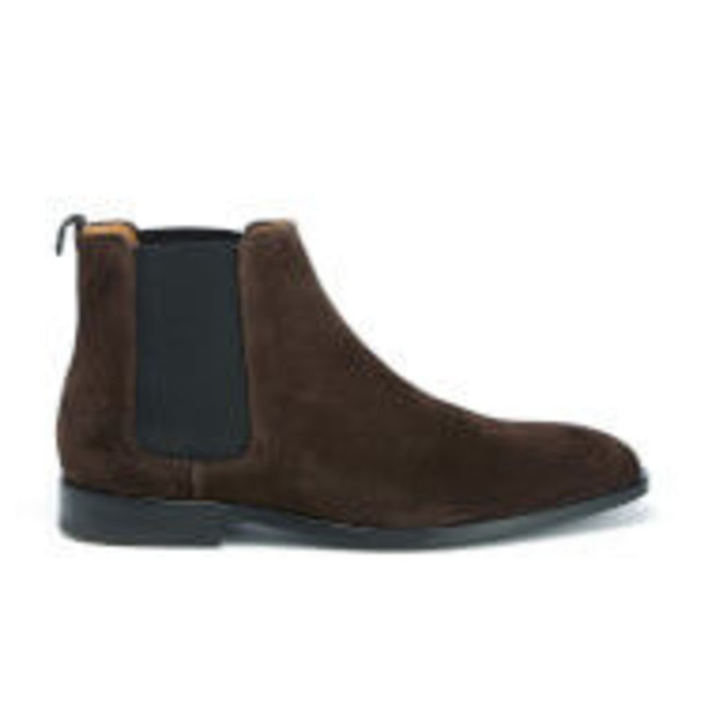 PS by Paul Smith Men's Gerald Suede Chelsea Boots - T Moro - UK 9