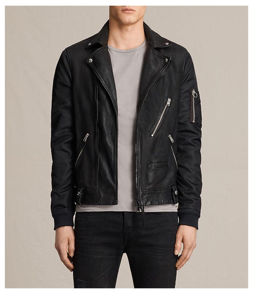 Ethan Hybrid Biker Jacket