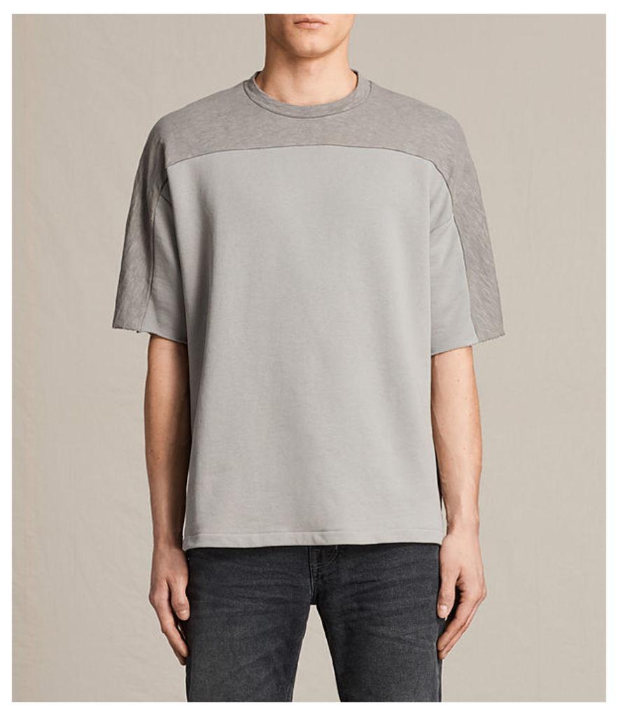 Harlston Short Sleeve Crew Sweatshirt