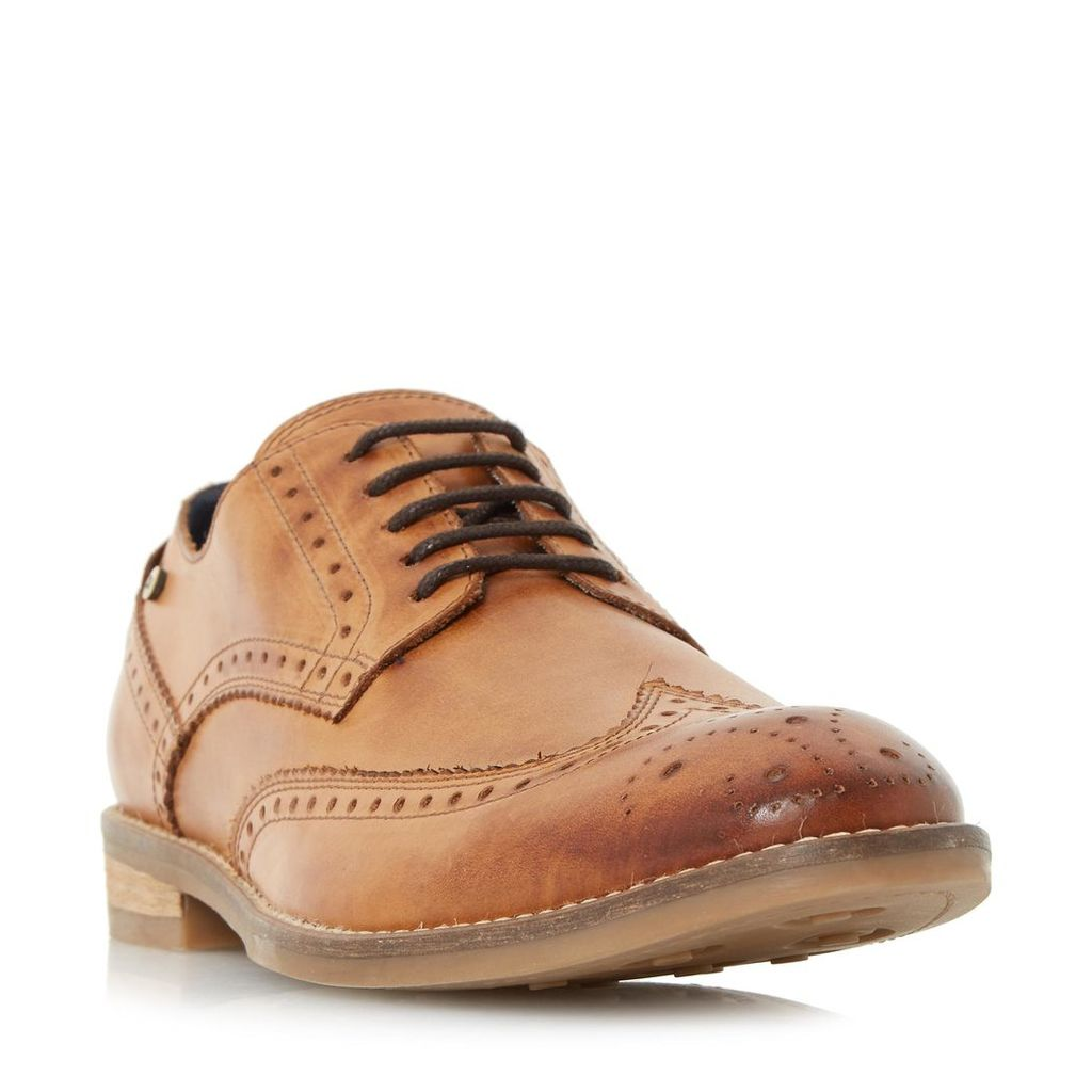 Britannia Casual Brogue Shoe