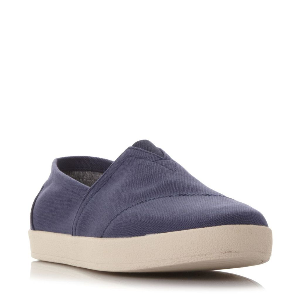 Avalon Vulcanised Sole Slip On Trainer