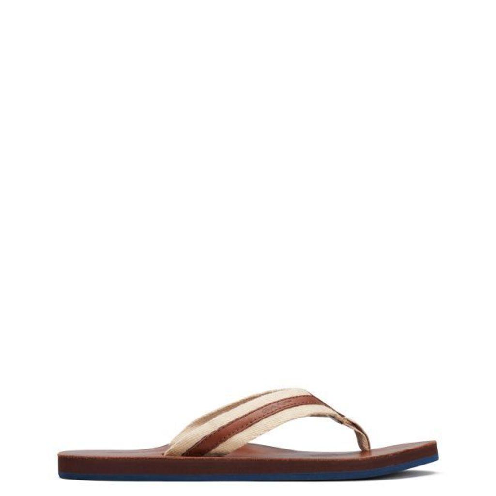 Breeze Sandal - Dark Brown