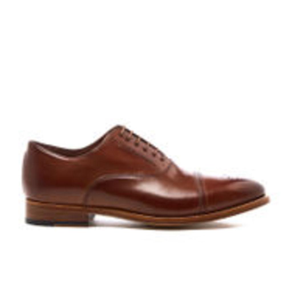 Paul Smith Men's Berty Leather Brogues - Tan Parma - UK 10