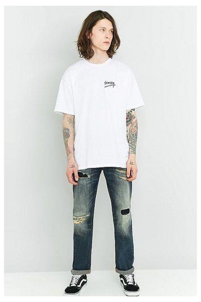 Nudie Jeans Kent Replica Loose Leif Jeans, Indigo