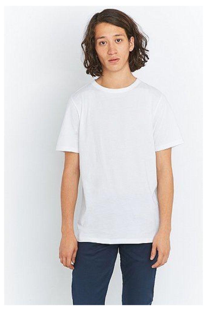 UO White Crewneck T-shirt, White