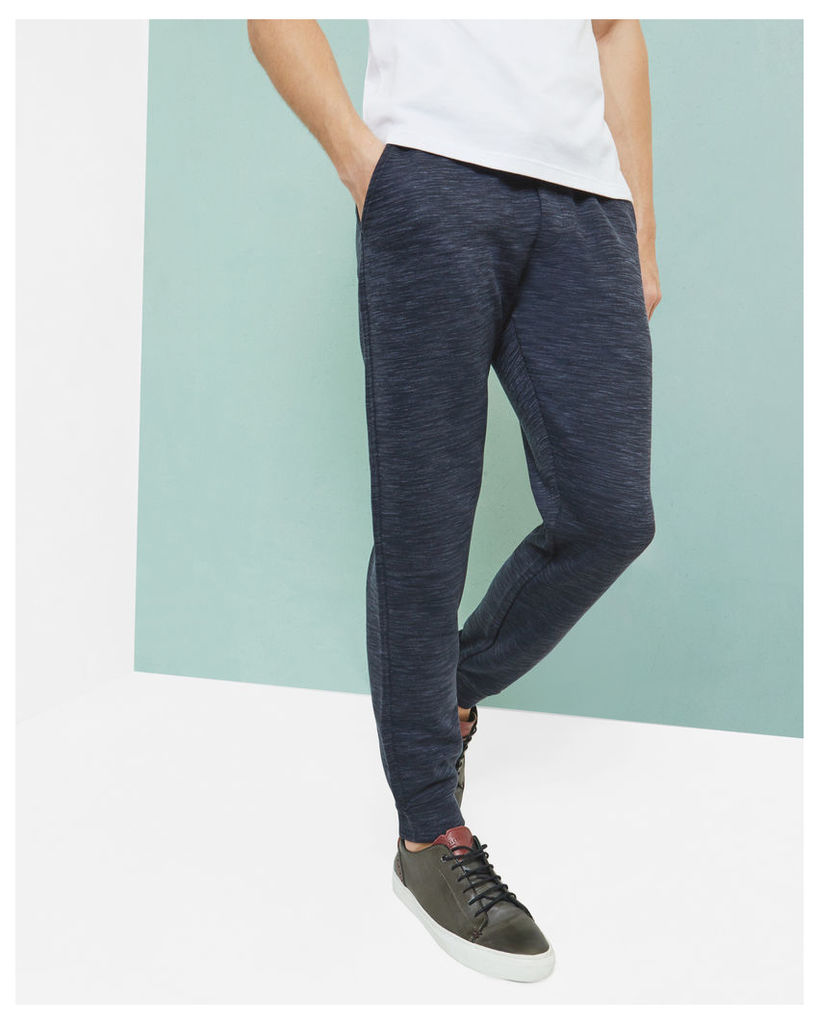 Ted Baker Jersey cuffed trousers Navy