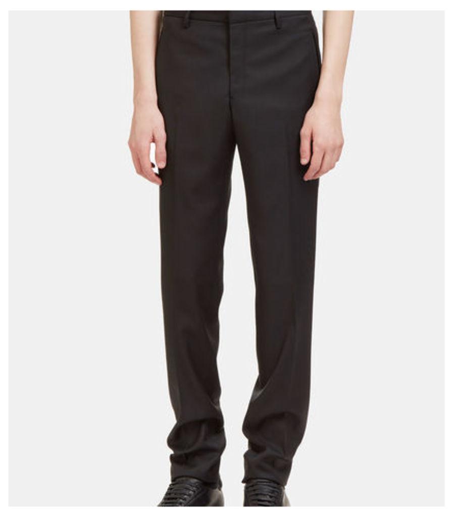 II Virgin Wool Slim Leg Tailored Pants