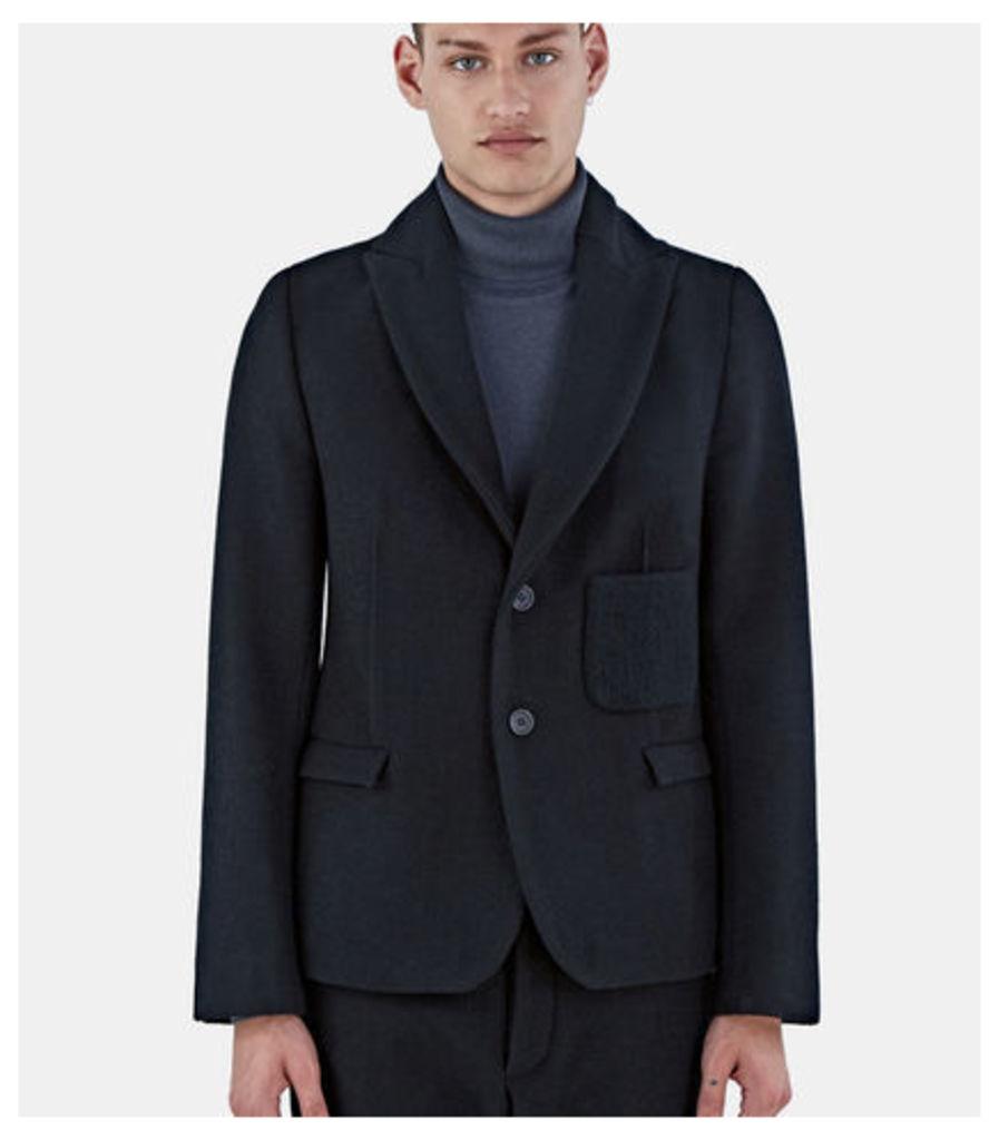 Lyton Short Wool Jacket