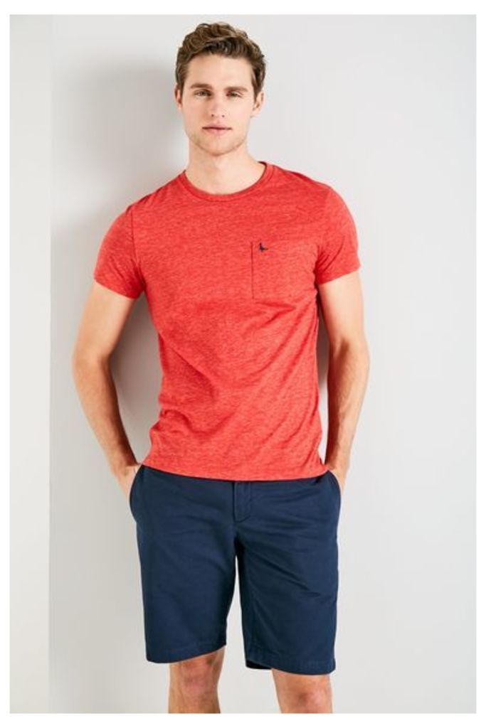 AYLEFORD T-SHIRT RED