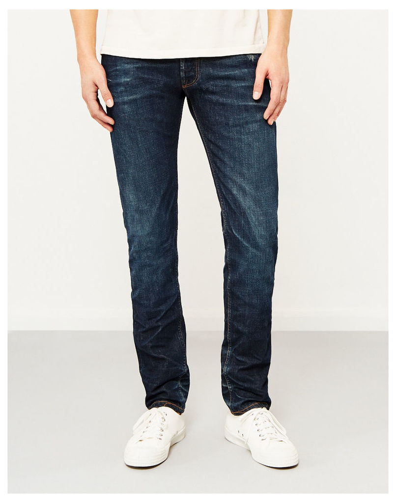 Hawksmill 14oz Organic 6 Months One Wash Slim Tapered Fit Jeans