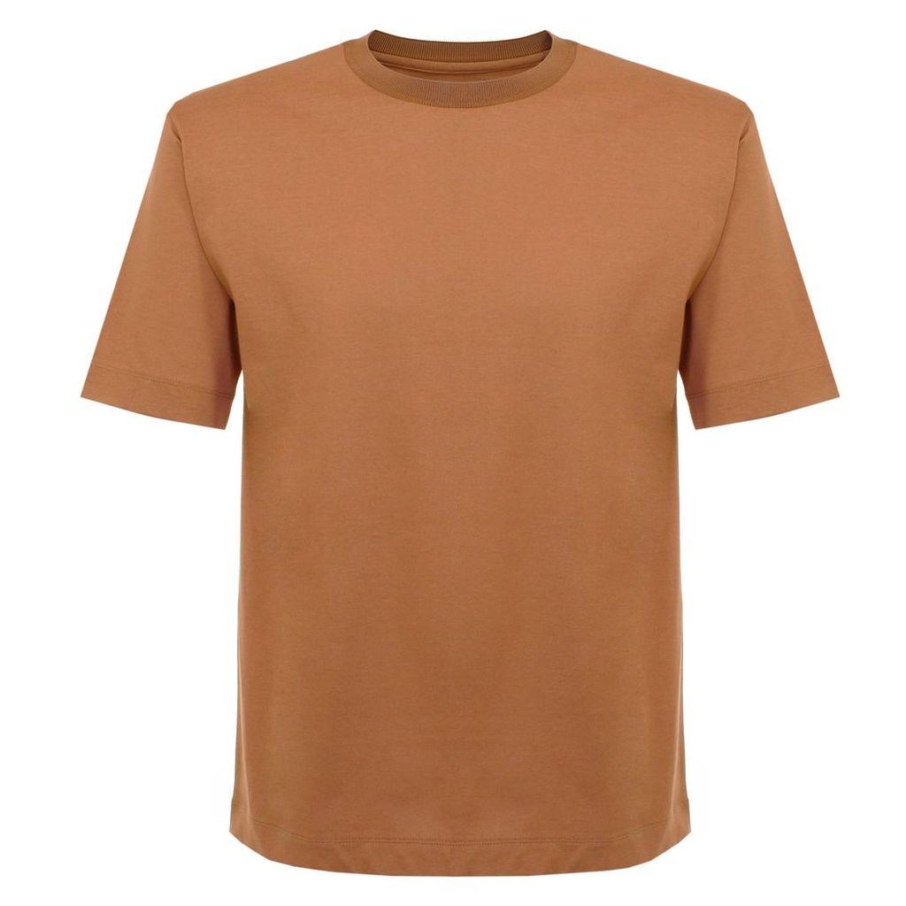 Still By Hand Brick T-Shirt CS0271BRK