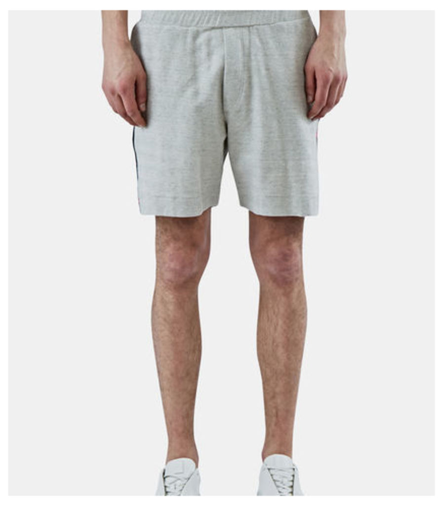 Embroidered Panel Boxer Shorts
