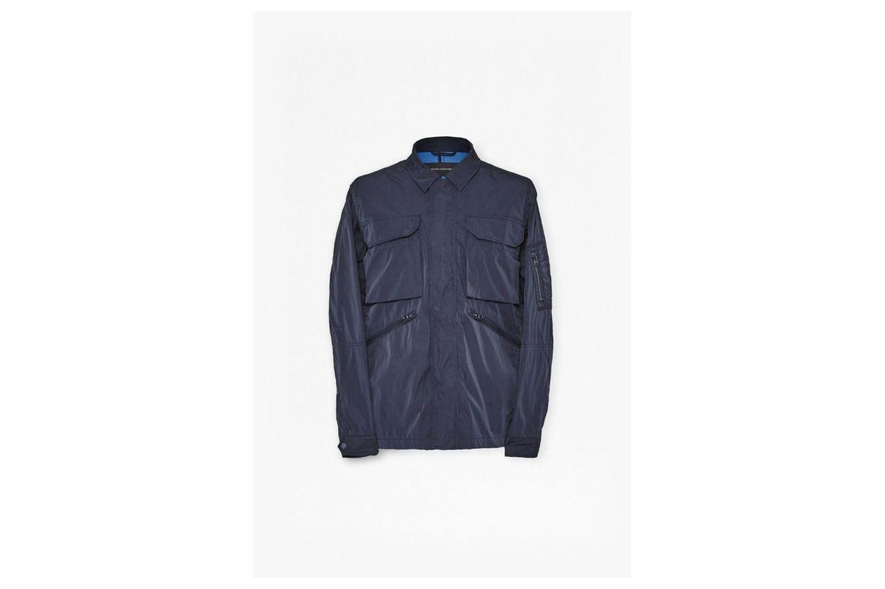 Volzing Bond Jacket  - navy/prince blue