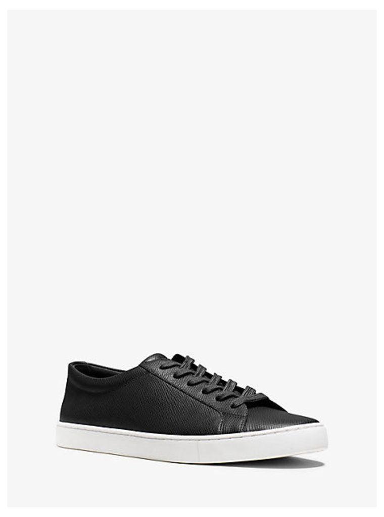 Jake Saffiano Leather Sneaker