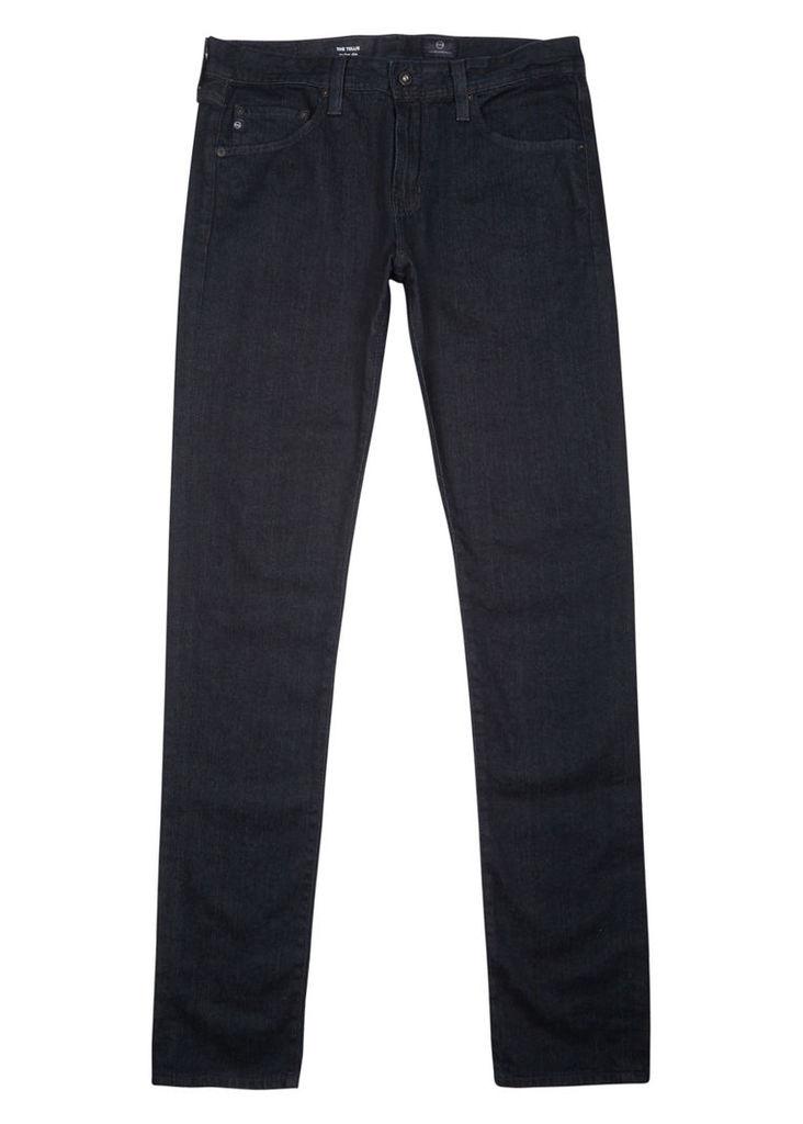 Tellis indigo slim-leg jeans