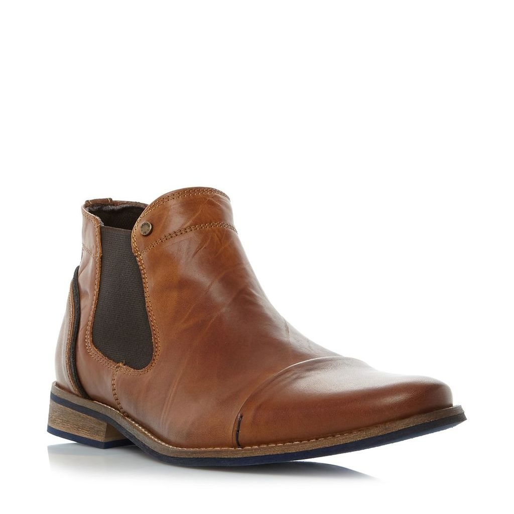 Chili Toecap Detail Chelsea Boot