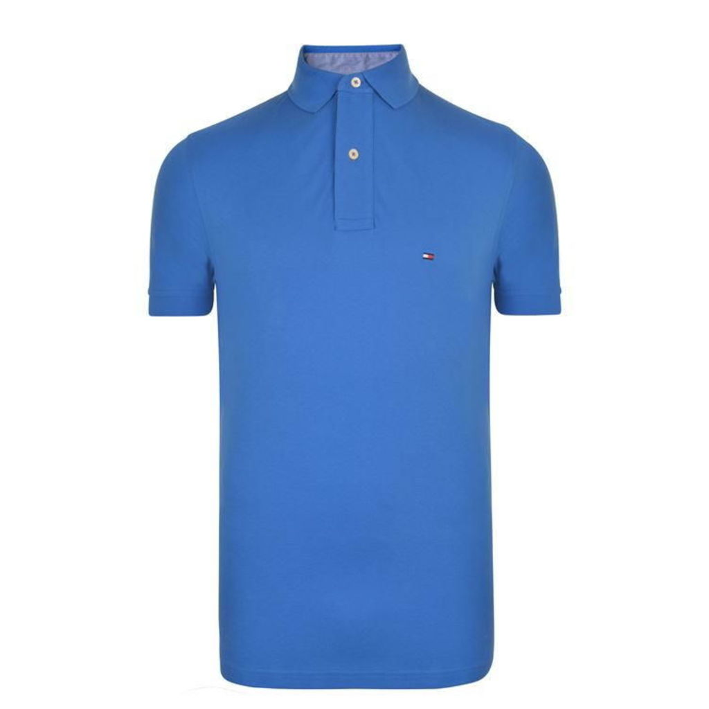 TOMMY HILFIGER Short Sleeved Polo Shirt