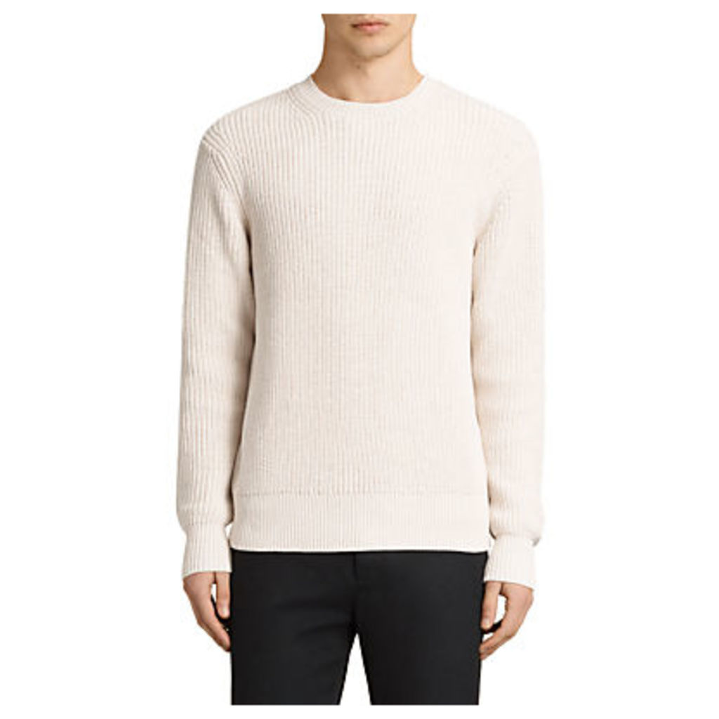 AllSaints Adan Crew Neck Knitted Jumper