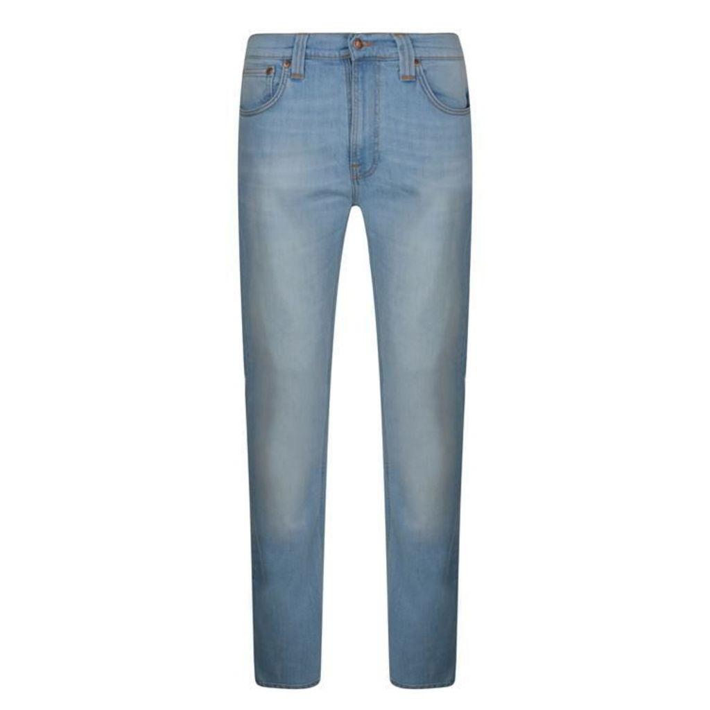 NUDIE JEANS Lean Dean Denim Jeans