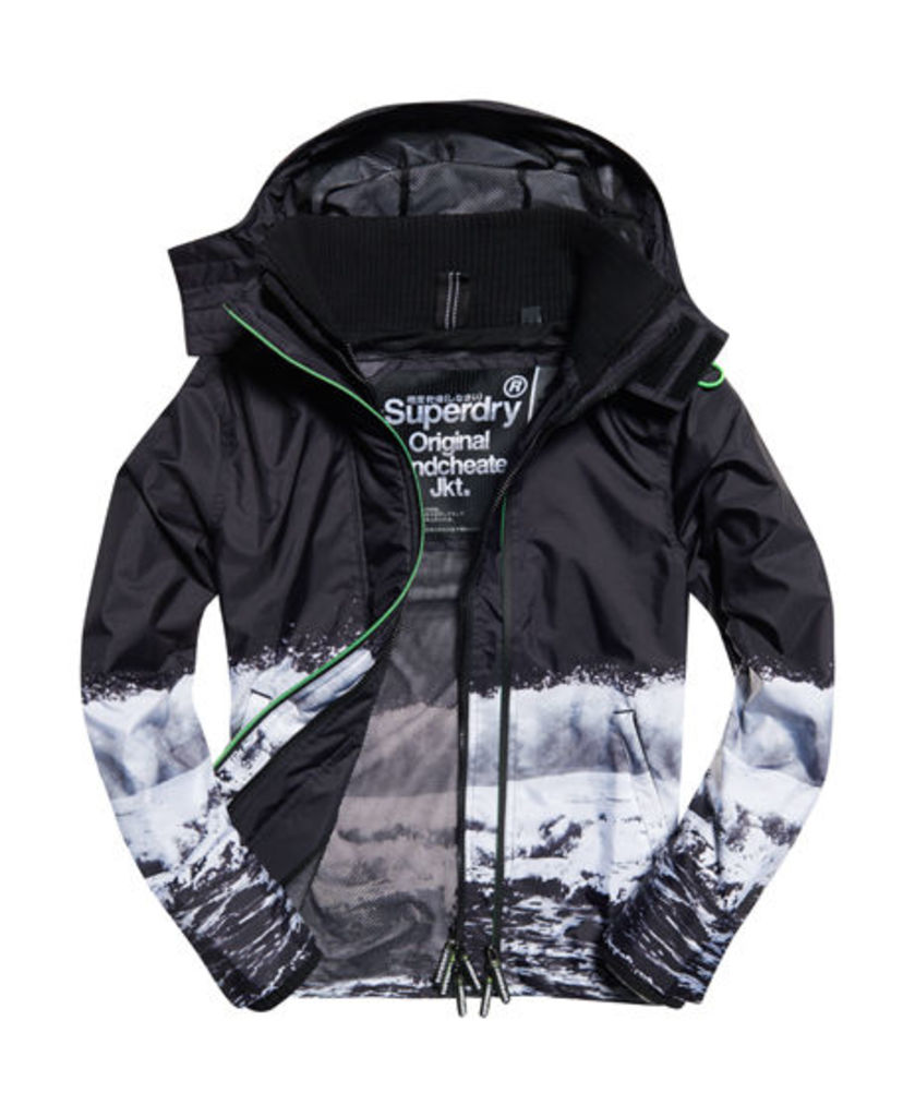Superdry Black Edition Windcheater Jacket