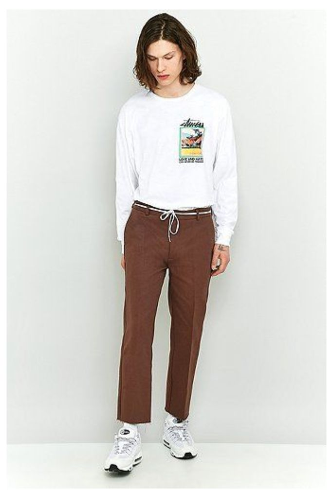 Shore Leave Rory Brown Skate Trousers, Brown