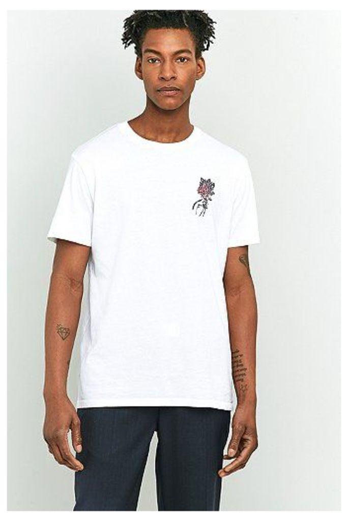 Obey Modern Love White Pigment T-shirt, White