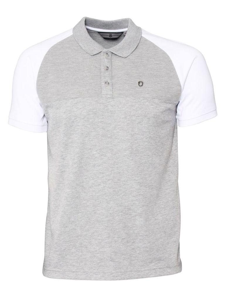Mens ETO Polo Tshirt Style Earl Grey