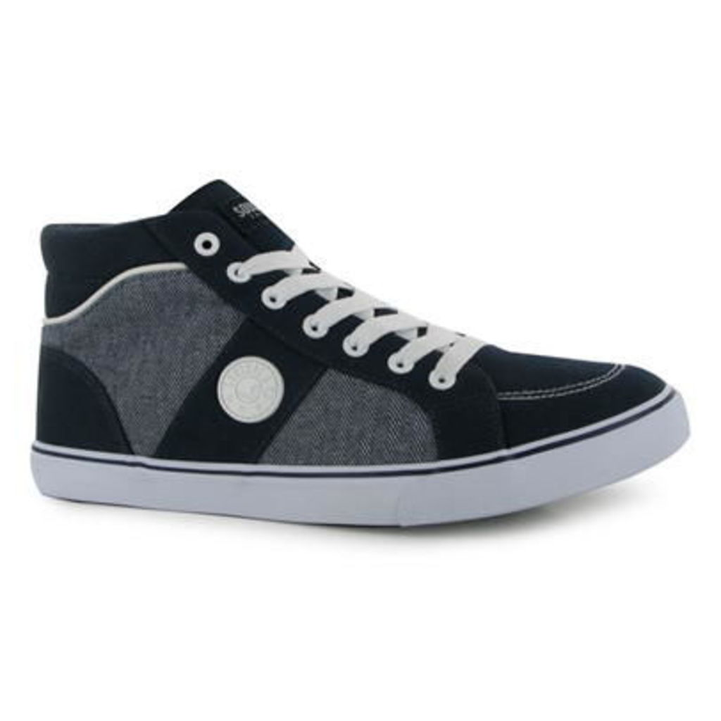 SoulCal Sol Mid Mens Trainers