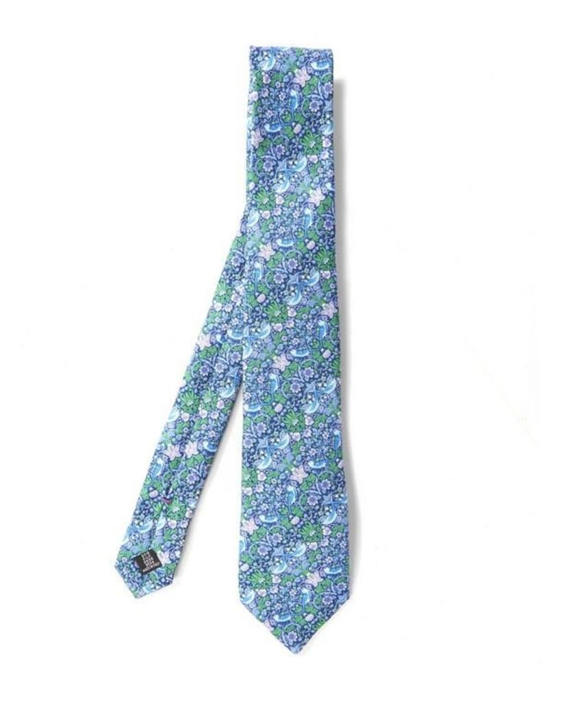 Strawberry Thief Silk Tie