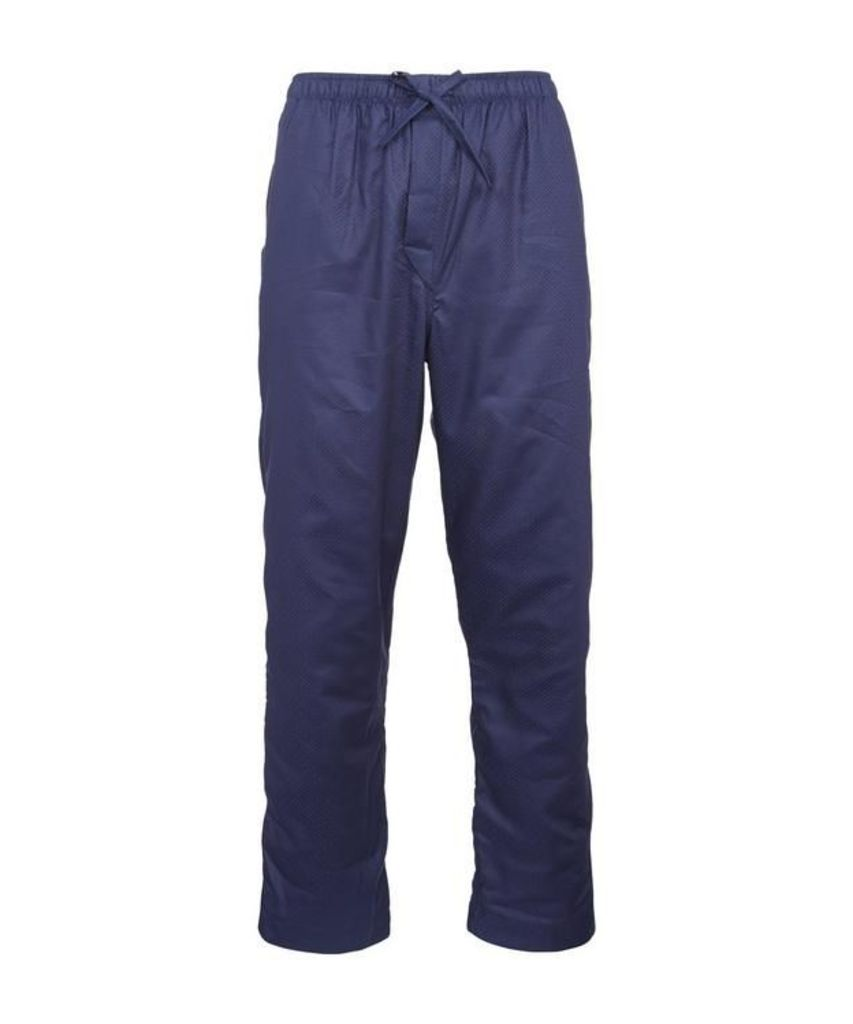 Lombard Jacquard Lounge Trousers
