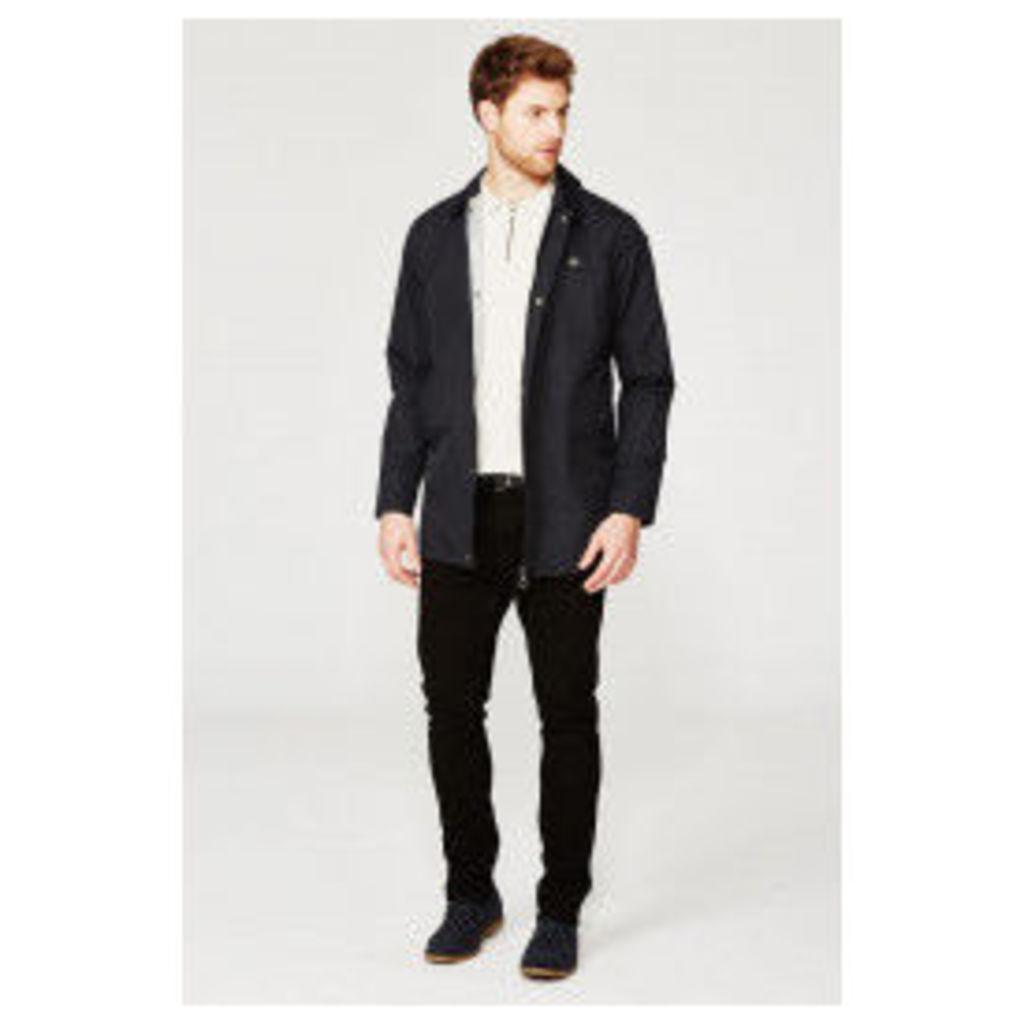 Threadbare Ashcolme Mac Jacket - Blue