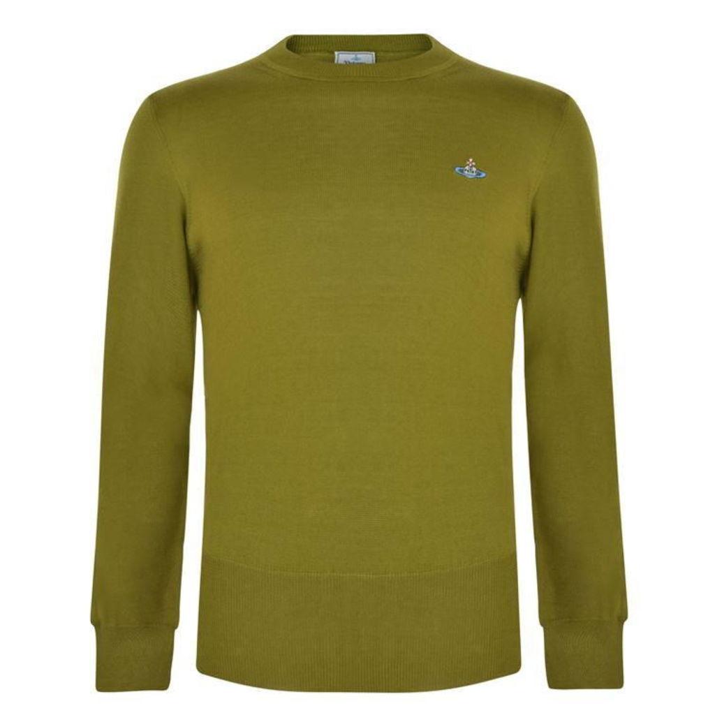 VIVIENNE WESTWOOD MAN Crew Neck Sweatshirt