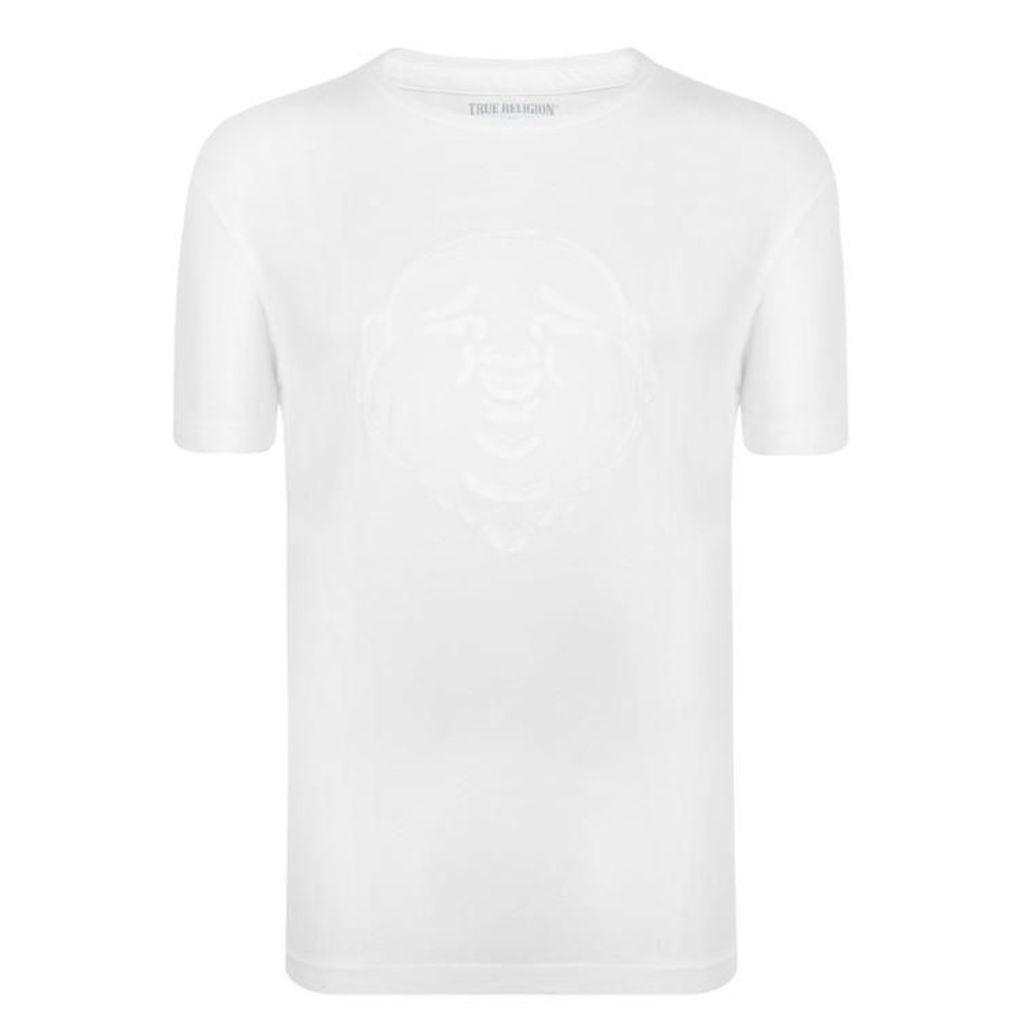 TRUE RELIGION Buddha T Shirt