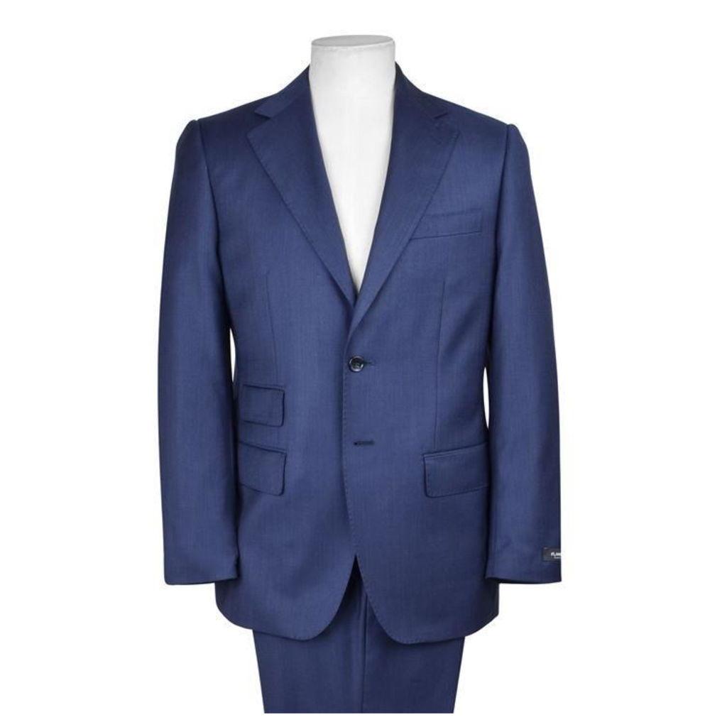 FLANNELS BLACK LABEL Slim Fit Suit