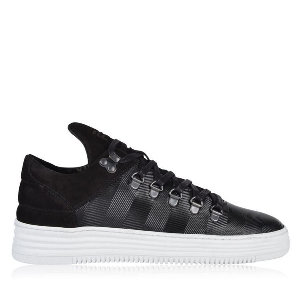 FILLING PIECES Mountain Cut Trainers