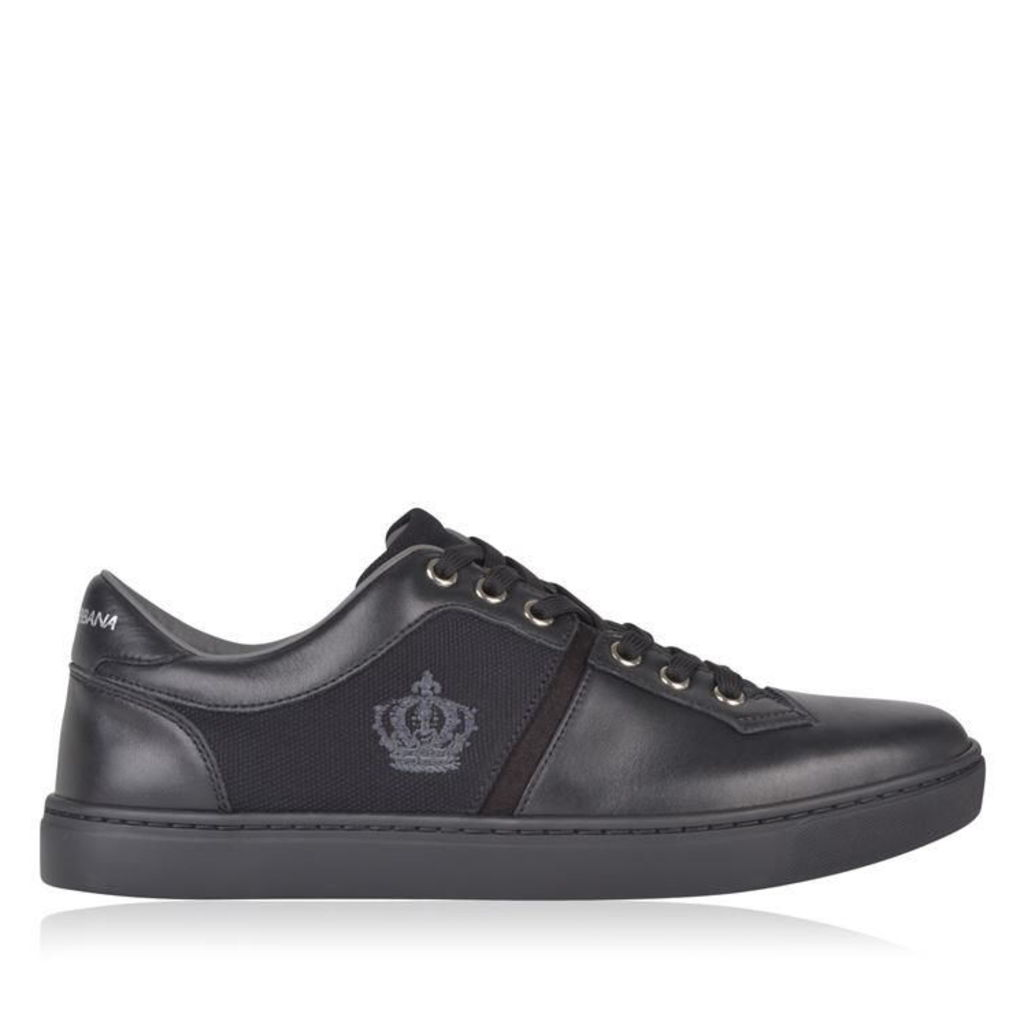 DOLCE AND GABBANA London Low Top Trainers