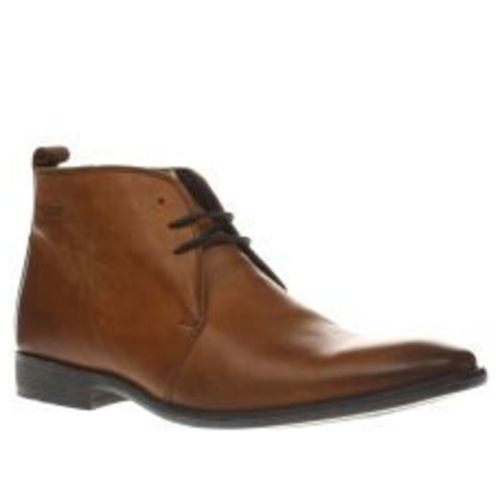 Base London Brown Spice Derby Mens Shoes
